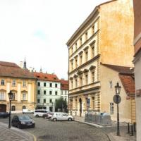 Střední knihovnická škola, Praha 1 - Malá Strana